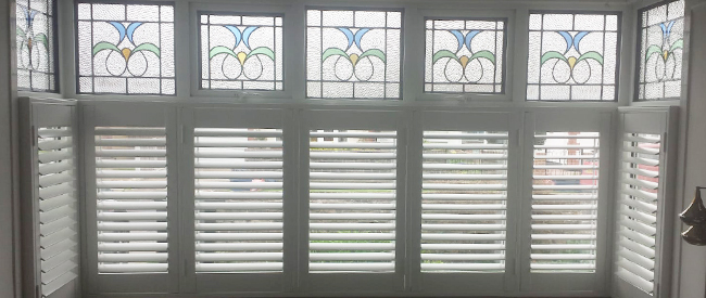 Café Style Shutters In South East Essex