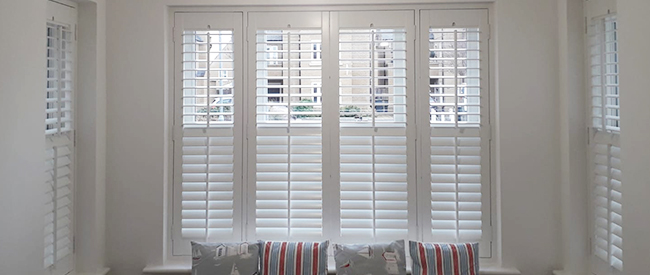 Full Height Shutters In South East Essex