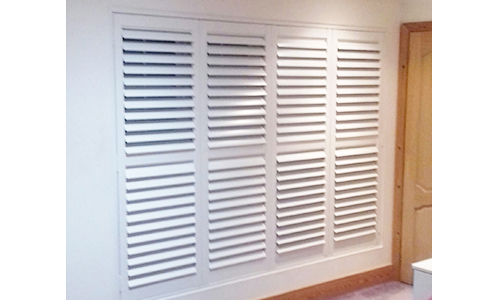 Tracked Shutters by Timeless Shutters in South East Essex