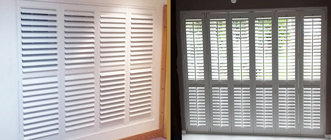 Tracked Shutters In South East Essex